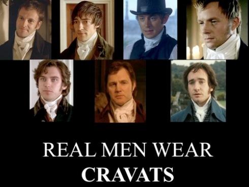 Hotties Dressed Regency