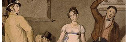 Plotting Murder in Regency Era