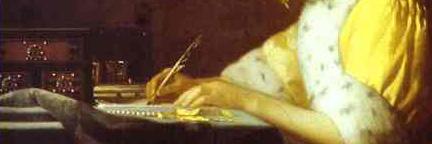 quil letter written regency era